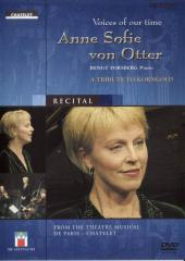 Album artwork for VOICES OF OUR TIME: Anne Sofie von Otter