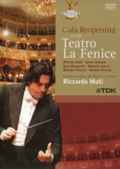 Album artwork for GALA REOPENING OF THE TEATRO LA FENICE