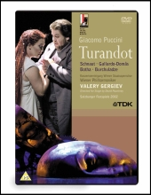 Album artwork for TURANDOT