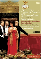Album artwork for NEW YEAR'S CONCERT 2006