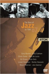 Album artwork for THE BEST OF JAZZ ON TDK 07