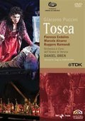 Album artwork for Puccini: Tosca (Cedolins, Alvarez)