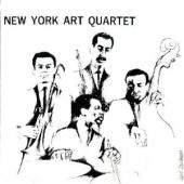 Album artwork for New York Art Quartet