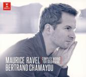 Album artwork for Ravel: Complete Work for Solo Piano / Chamayou