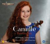 Album artwork for PRODIGES - Camille Berthollet