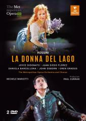 Album artwork for Rossini: La Donna del Lago / Florez, DiDonato Met