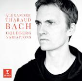 Album artwork for Bach: Goldberg Variations / Tharaud