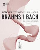 Album artwork for Brahms and Bach Orchestrated