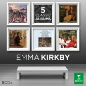 Album artwork for Emma Kirkby - 5 Classic Albums