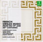 Album artwork for French Organ Music of the 19th & 20th Centuries