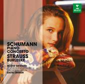 Album artwork for Schumann: Piano Concertos / Grimaud
