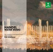Album artwork for Handel: Water Music / Koopman