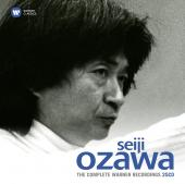Album artwork for Seiji Ozawa - Complete Warner Recordings 25CD
