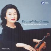 Album artwork for Kyung-Wha Chung: The Complete Warner Recordings