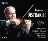 Album artwork for Imperial Oistrakh!