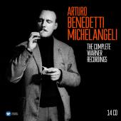Album artwork for Michelangeli - Complete Warner Recordings