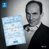 Album artwork for ICON: IGOR MARKEVITCH