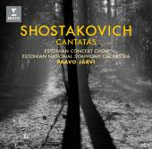 Album artwork for Shostakovich Cantatas
