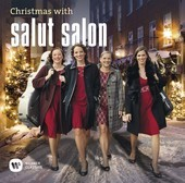 Album artwork for Christmas with Salut Salon (Weihnachtsmusik)