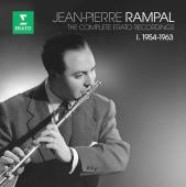 Album artwork for JEAN-PIERRE RAMPAL 1954-1963