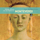 Album artwork for Monteverdi: Vespro della beata virgine
