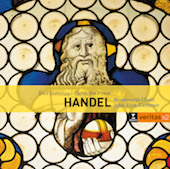 Album artwork for Handel: Dixit Dominus, Zadok the priest / Gardiner