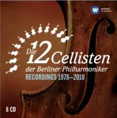 Album artwork for 12 Cellists of the Berlin Philharmonic - 1978-2010