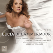 Album artwork for Donizetti: Lucia di Lamermoor  /Damrau, Calleja
