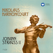 Album artwork for Strauss II Box / Harnoncourt
