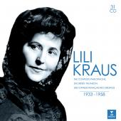Album artwork for Lili Kraus / Complete Parlophone Recordings