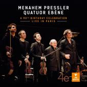 Album artwork for Menahem Pressler 90th Birthday Celebration