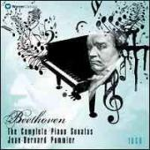 Album artwork for Beethoven: Complete Piano Sonatas / Pommier