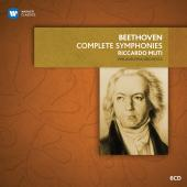 Album artwork for Beethoven: 9 Symphonies & Overtures / Muti