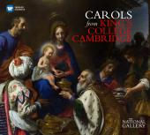 Album artwork for Carols from King's College Cambridge
