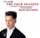 Album artwork for Four Seasons / Nigel Kennedy
