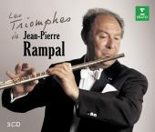 Album artwork for TRIOMPHES DE RAMPAL