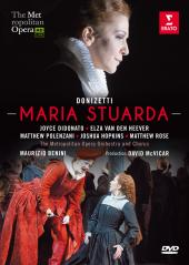 Album artwork for Donizetti: Maria Stuarda / DiDonato, MET HD