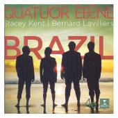 Album artwork for BRAZIL! / Quatour Ebene