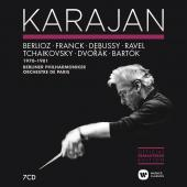 Album artwork for Karajan Conducts Berlioz, Franck, Debussy, etc