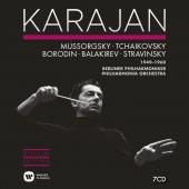 Album artwork for Karajan Edition: Russian Music 1949-1960