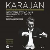 Album artwork for Orchestral Spectaculars / Karajan