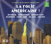 Album artwork for UN SIECLE DE MUSIQUES AMERICANES