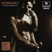 Album artwork for Morrisey: Your Arsena l- Definitive Master