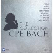 Album artwork for The CPE Bach Collection (13 Cds)