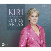 Album artwork for KIRI TE KANAWA / Opera Arias - 4 CD set