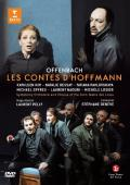 Album artwork for OFFENBACH: LES CONTES DHOFFMANN