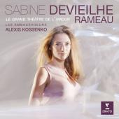 Album artwork for RAMEAU LE GRAND THEATRE DE L'AMOUR