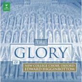 Album artwork for THE GLORY OF NEW COLLEGE CHOIR