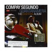 Album artwork for Compay Segundo: Guantanamera - The Essential Album