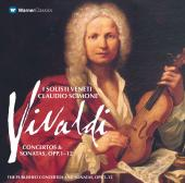 Album artwork for VIVALID: CONCERTOS & SONATAS OPP. 1 - 12